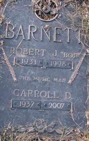 BARNETT, ROBERT J. - Minnehaha County, South Dakota | ROBERT J. BARNETT - South Dakota Gravestone Photos
