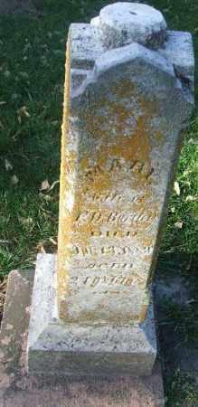 BARTLETT, MARY - Minnehaha County, South Dakota | MARY BARTLETT - South Dakota Gravestone Photos