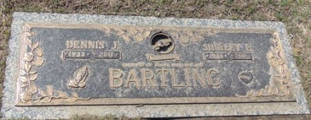 BARTLING, DENNIS J. - Minnehaha County, South Dakota | DENNIS J. BARTLING - South Dakota Gravestone Photos