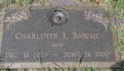 HESKETH BASCHE, CHARLOTTE L. - Minnehaha County, South Dakota | CHARLOTTE L. HESKETH BASCHE - South Dakota Gravestone Photos