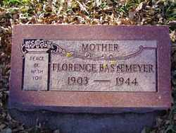 BASTEMEYER, FLORENCE - Minnehaha County, South Dakota | FLORENCE BASTEMEYER - South Dakota Gravestone Photos