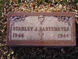 BASTEMEYER, STANLEY J. - Minnehaha County, South Dakota | STANLEY J. BASTEMEYER - South Dakota Gravestone Photos