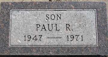 BATCHELLER, PAUL  R. - Minnehaha County, South Dakota   PAUL  R. BATCHELLER - South Dakota Gravestone Photos