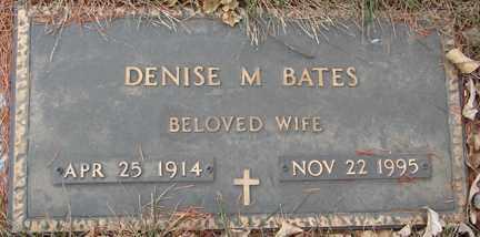BATES, DENISE M. - Minnehaha County, South Dakota | DENISE M. BATES - South Dakota Gravestone Photos