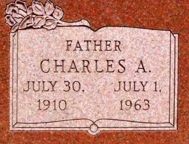 BAUMBERGER, CHARLES ALOYSIUS - Minnehaha County, South Dakota   CHARLES ALOYSIUS BAUMBERGER - South Dakota Gravestone Photos