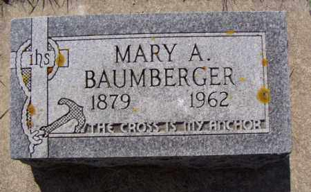 BOWEN BAUMBERGER, MARY AGNES - Minnehaha County, South Dakota | MARY AGNES BOWEN BAUMBERGER - South Dakota Gravestone Photos