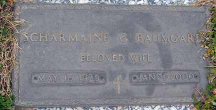 BAUMGARD, SCHARMAINE - Minnehaha County, South Dakota | SCHARMAINE BAUMGARD - South Dakota Gravestone Photos