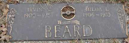 BEARD, IRVIN N. - Minnehaha County, South Dakota | IRVIN N. BEARD - South Dakota Gravestone Photos