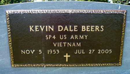 BEERS, KEVIN DALE (VIETNAM) - Minnehaha County, South Dakota | KEVIN DALE (VIETNAM) BEERS - South Dakota Gravestone Photos