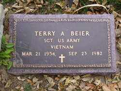 BEIER, TERRY A. - Minnehaha County, South Dakota | TERRY A. BEIER - South Dakota Gravestone Photos