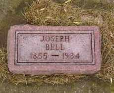 BELL, JOSEPH - Minnehaha County, South Dakota | JOSEPH BELL - South Dakota Gravestone Photos