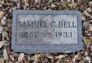 BELL, SAMUEL C. - Minnehaha County, South Dakota   SAMUEL C. BELL - South Dakota Gravestone Photos