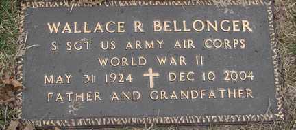 BELLONGER, WALLACE REID - Minnehaha County, South Dakota | WALLACE REID BELLONGER - South Dakota Gravestone Photos
