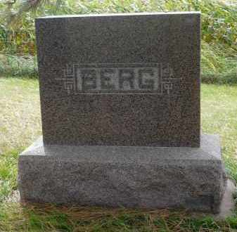 BERG, OLE A. - Minnehaha County, South Dakota | OLE A. BERG - South Dakota Gravestone Photos