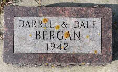 BERGAN, DALE - Minnehaha County, South Dakota   DALE BERGAN - South Dakota Gravestone Photos