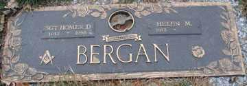 BERGAN, HOMER D. - Minnehaha County, South Dakota | HOMER D. BERGAN - South Dakota Gravestone Photos