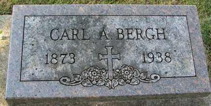 BERGH, CARL A. - Minnehaha County, South Dakota | CARL A. BERGH - South Dakota Gravestone Photos