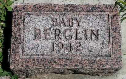 BERGLIN, BABY - Minnehaha County, South Dakota | BABY BERGLIN - South Dakota Gravestone Photos