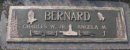 BERNARD, ANGELA M. - Minnehaha County, South Dakota | ANGELA M. BERNARD - South Dakota Gravestone Photos
