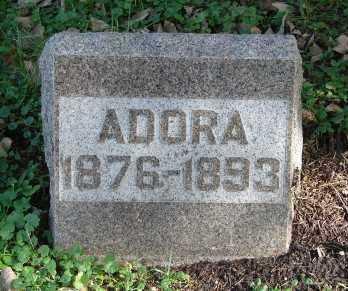 BEST, ADORA - Minnehaha County, South Dakota   ADORA BEST - South Dakota Gravestone Photos