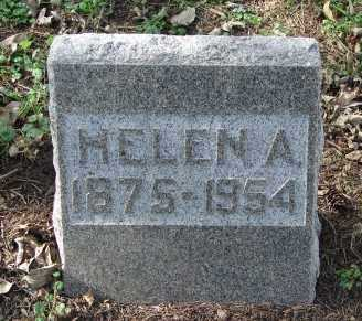 BEST, HELEN A. - Minnehaha County, South Dakota | HELEN A. BEST - South Dakota Gravestone Photos