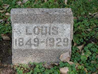 BEST, LOUIS - Minnehaha County, South Dakota | LOUIS BEST - South Dakota Gravestone Photos