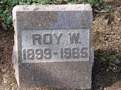 BEST, ROY W. - Minnehaha County, South Dakota | ROY W. BEST - South Dakota Gravestone Photos
