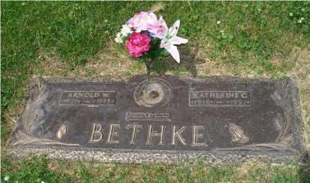 ENRIGHT BETHKE, KATHERINE C. - Minnehaha County, South Dakota | KATHERINE C. ENRIGHT BETHKE - South Dakota Gravestone Photos