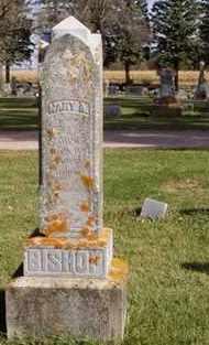 BISHOP, MARY A. - Minnehaha County, South Dakota | MARY A. BISHOP - South Dakota Gravestone Photos