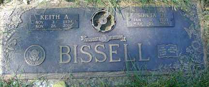ANDERSON BISSELL, SONJA - Minnehaha County, South Dakota | SONJA ANDERSON BISSELL - South Dakota Gravestone Photos