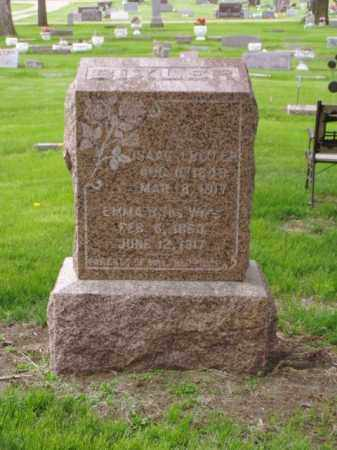 BIXLER, EMMA BELL - Minnehaha County, South Dakota | EMMA BELL BIXLER - South Dakota Gravestone Photos
