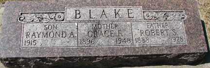 BLAKE, RAYMOND A. - Minnehaha County, South Dakota | RAYMOND A. BLAKE - South Dakota Gravestone Photos
