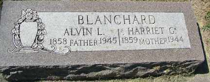 BLANCHARD, ALVIN L. - Minnehaha County, South Dakota | ALVIN L. BLANCHARD - South Dakota Gravestone Photos