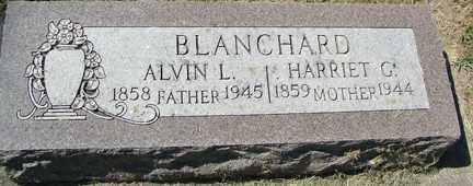 BLANCHARD, ALVIN L. - Minnehaha County, South Dakota | ALVIN L. BLANCHARD - South Dakota Gravestone Photos