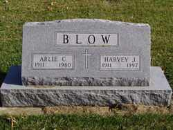 BLOW, ARLIE C. - Minnehaha County, South Dakota | ARLIE C. BLOW - South Dakota Gravestone Photos
