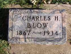 BLOW, CHARLES H. - Minnehaha County, South Dakota | CHARLES H. BLOW - South Dakota Gravestone Photos