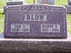 BLOW, IDA S. - Minnehaha County, South Dakota | IDA S. BLOW - South Dakota Gravestone Photos