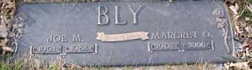 BLY, MARGARET OLIVE - Minnehaha County, South Dakota | MARGARET OLIVE BLY - South Dakota Gravestone Photos