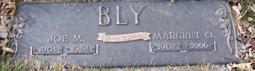 BLY, MARGARET OLIVE - Minnehaha County, South Dakota | MARGARET OLIVE BLY - South Dakota Gravestone Photos