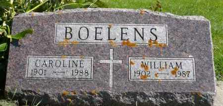 BOELENS, CAROLINE - Minnehaha County, South Dakota | CAROLINE BOELENS - South Dakota Gravestone Photos