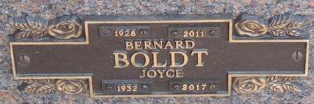 BOLDT, JOYCE A. - Minnehaha County, South Dakota | JOYCE A. BOLDT - South Dakota Gravestone Photos