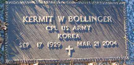 BOLLINGER, KERMIT W. - Minnehaha County, South Dakota | KERMIT W. BOLLINGER - South Dakota Gravestone Photos
