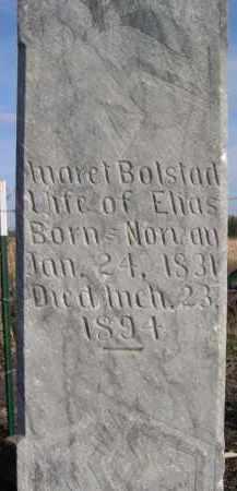 BOLSTAD, MARET - Minnehaha County, South Dakota | MARET BOLSTAD - South Dakota Gravestone Photos