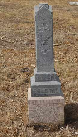 BOLSTAD, OLE THORSON - Minnehaha County, South Dakota | OLE THORSON BOLSTAD - South Dakota Gravestone Photos