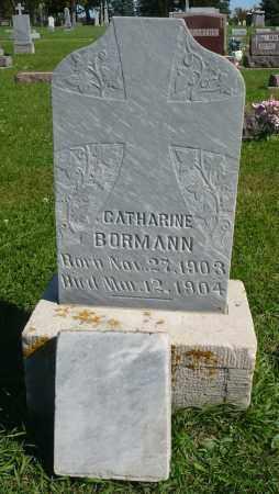 BORMANN, CATHARINE - Minnehaha County, South Dakota | CATHARINE BORMANN - South Dakota Gravestone Photos