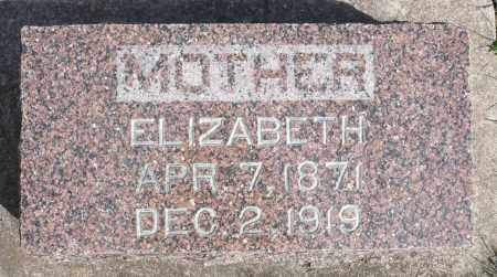 BORMANN, ELIZABETH - Minnehaha County, South Dakota | ELIZABETH BORMANN - South Dakota Gravestone Photos