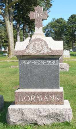 BORMANN, FAMILY MARKER - Minnehaha County, South Dakota | FAMILY MARKER BORMANN - South Dakota Gravestone Photos