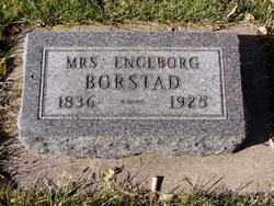 BORSTAD, ENGEBORG - Minnehaha County, South Dakota | ENGEBORG BORSTAD - South Dakota Gravestone Photos