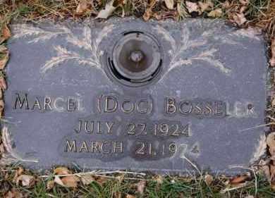 BOSSELER, MARCEL - Minnehaha County, South Dakota | MARCEL BOSSELER - South Dakota Gravestone Photos