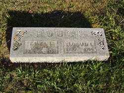 GRABER BOUCK, LAURA E. - Minnehaha County, South Dakota | LAURA E. GRABER BOUCK - South Dakota Gravestone Photos